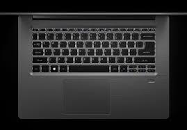 Acer Swift 3 Keyboard Light