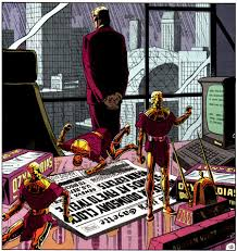 how is the world worse off now than it was in watchmen wired but that s hardly the only existential threat in watchmen which depicts new york city and by extension