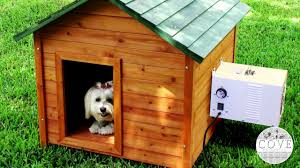 air conditioning dog house. dog house air conditioner conditioning youtube