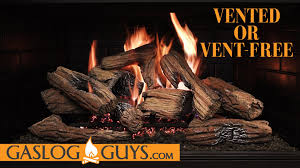 how to choose the right gas logs vented or vent free gaslogguys com you