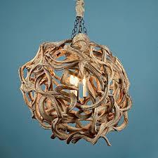 27 best ski lodge images on lighting ideas chandelier intended for modern household wooden ball chandelier designs