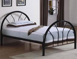 Metal Bedroom Furniture Brooklyn Twin Black Metal Bed Kids Beds