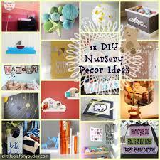 2 28 18 diy nursery decor ideas