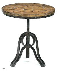 winsome end table accent table covers round end table covers lovely table winsome industrial style round