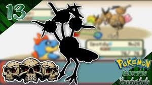 FIN DEL LOCKE? LAS TRES CABEZAS DE LA MUERTE! [Pokémon Esmeralda  Randomlocke Ep.13] - PokeRemake - YouTube