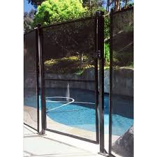 safety pool fence. Inground Safety Pool Fence I