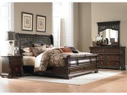 Liberty Bedroom Furniture Liberty Furniture Arbor Place King Traditional Sleigh Bed Great