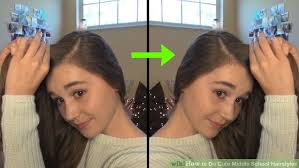 image led do cute middle hairstyles step 11