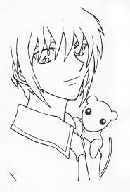 Small Picture fruit basket anime drawings Google Search coloring pages