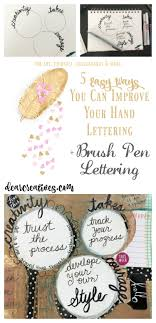 Have you ever wanted to learn how to hand letter better brush pen letter Learn how for every day art journals chalkboard art and more See how DearCreatives