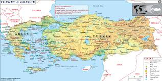 turkey europe map. Contemporary Europe Map Of Turkey And Greece On Europe H