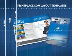 Flyers Templates Free Download Printplace Com