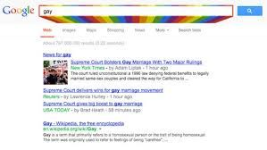 Gay specific search engines