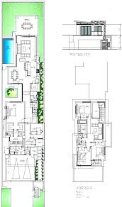 narrow lot house plans with rear entry garage best of plans coolest narrow lot house plans