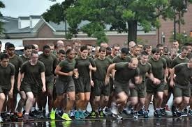 Marine Corps Height And Weight Tape Chart Pft Cft Bcp Changes Challenge Marines To Be Even Fitter