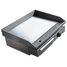 21 mega countertop electric griddle stainless steel save commercial flat top refurbished unit