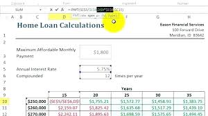 Equipment Lease Calculator Excel Spreadsheet Lease Payment