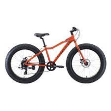 Подростковый <b>велосипед Stark Rocket Fat</b> 24.2 D 2020 ...