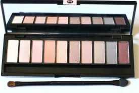 l oreal paris rose color riche la palette