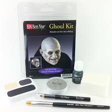 dels about ben nye ghoul makeup kit