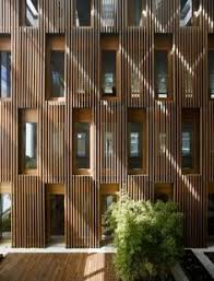 windows and timber cladding