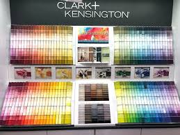 Clark Kensington Paint Chart Clark Kensington Paint Colors Highcountryrealtyaz Co