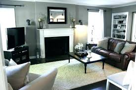 area rugs that go with brown leather furniture decorating with leather
