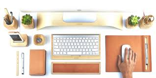 Organic Office Warm Up Your Workspace With These Organic Office Accessories
