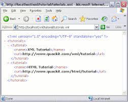 Viewing Xml File Xml Viewers