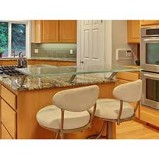 easily create a floating countertop with federal brace s enterprise 6 counter mounted countertop bracket kitchensource com