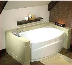 54 tub surround x bathtub bathtubs idea 4 ft inch shower