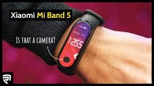 <b>Xiaomi Mi Band</b> 5 - Overview   Punch Hole Cutout?! [2020] - YouTube