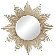 sterling churchfield starburst wall mirror