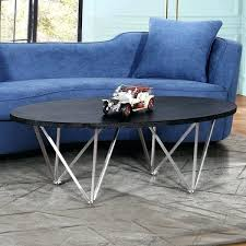 armen living coffee table living emerald coffee table stainless steel and black ash wood free armen living coffee table
