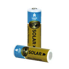 hampton bay lithium phosp 400mah solar rechargeable replacement batteries 2 pack btlp14430400d2 the home depot