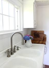 i love these old sinks refinishing old farmhouse sink with kit from rustoleum source keeping it cozy