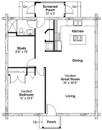 one bedroom house plans. Simple One Bedroom House Plans Very Attractive 11