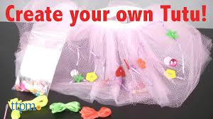 Design Your Own Tutu Kit Great Pretenders Tutu Design Kit From Creative Education Of Canada