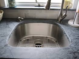 d shaped sink with faucet ideas