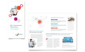 make tri fold brochure free tri fold brochure templates download ready made designs