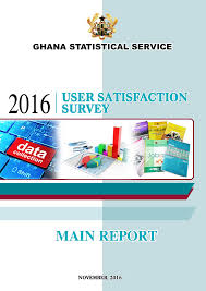 Ghana User Satisfaction Survey
