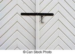 white wood door texture. White Wooden Door With Lock And Hook White Wood Texture