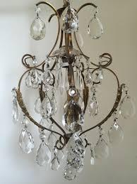 small antique italian one light chandelier small antique italian one light chandelier 379604