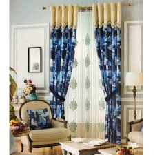 modern style blockout curtains velvet fabric