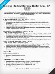 Rn Resume Examples Fresh Entry Level Nursing Resume Fresh Objective