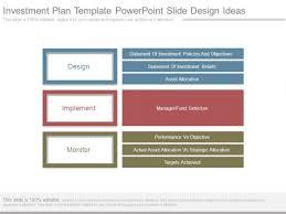 Investment Plan Templates Investment Plan Template Powerpoint Slide Design Ideas