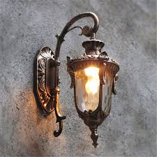 outdoor wall lights garden vintage wall lamp bar lighting antique walll sconce 76 89 aud