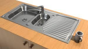 Artstation Kitchen Sink Render Henning Lande