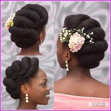 Coiffure Pour Mariage Cheveux Africain 83798 Cheveux Afro 10