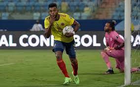Miguel Borja se especializa en goles claves para Colombia